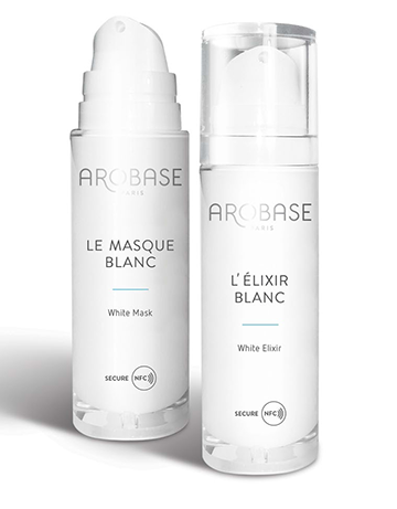 Arobase WHITE ELIXIR & WHITE MASK